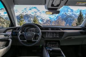 Audi e-tron 35