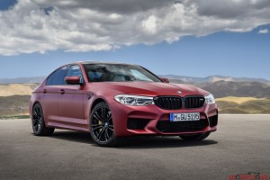 BMW M5 07