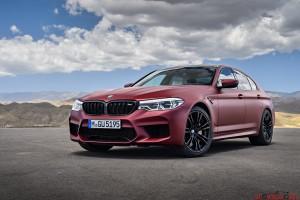BMW M5 08