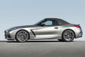 Nuova BMW Z4 2019