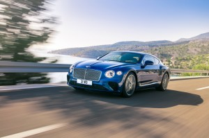 Bentley Continental GT 2017