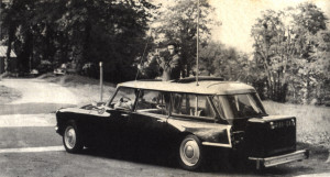 Citroen DS Break