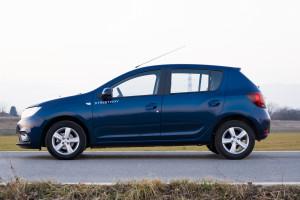 Dacia Sandero GPL Streetway