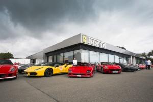 70 anni Ferrari Birmingham