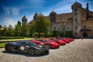 Ferrari Cavalcade 2018