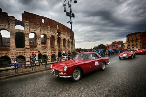 Ferrari Cavalcade Roma 2019