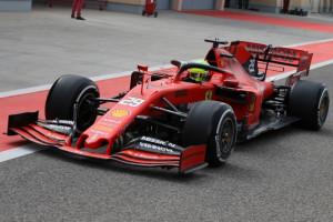 Esordio Mick Schumacher F1
