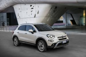Nuova Fiat 500X 2019