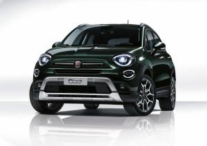 Fiat 500X 2018