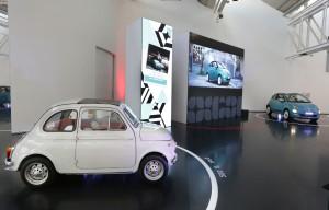 60 anni Fiat 500