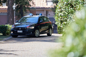 Le gazzelle dei Carabinieri firmate FCA