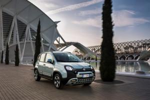 Fiat Panda Hybrid Launch Edition