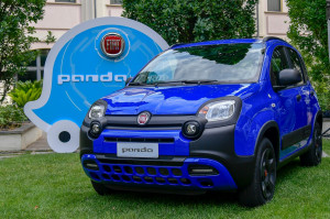 Fiat Panda a Pandino