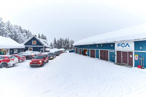 FCA What's Behind Arjeplog