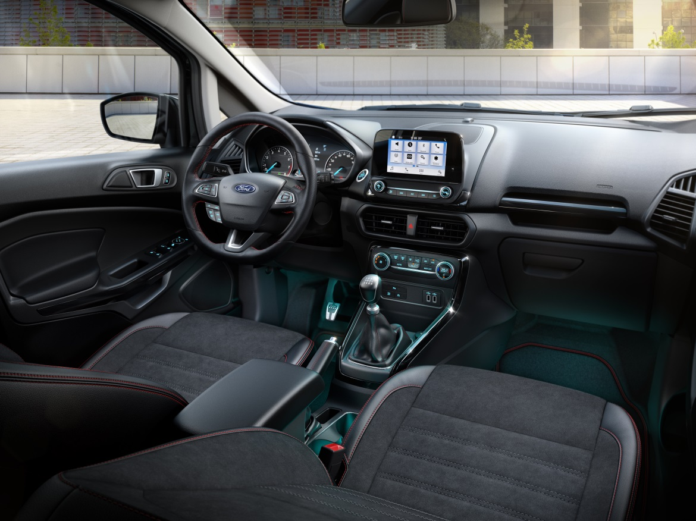 Interni Ford EcoSport 2018