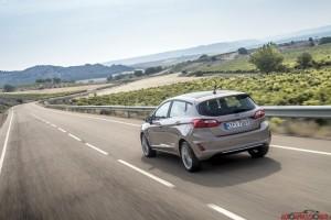 Nuova Ford Fiesta 2017