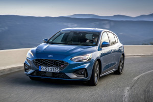 Ford Focus ST 2019 primo contatto