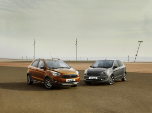 2018 FORD KA+ RANGE SHOT V4