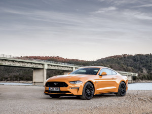 Nuova Ford Mustang 2018