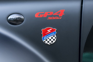 Giannini GP4 logo