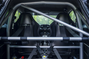 Giannini GP4 rollbar