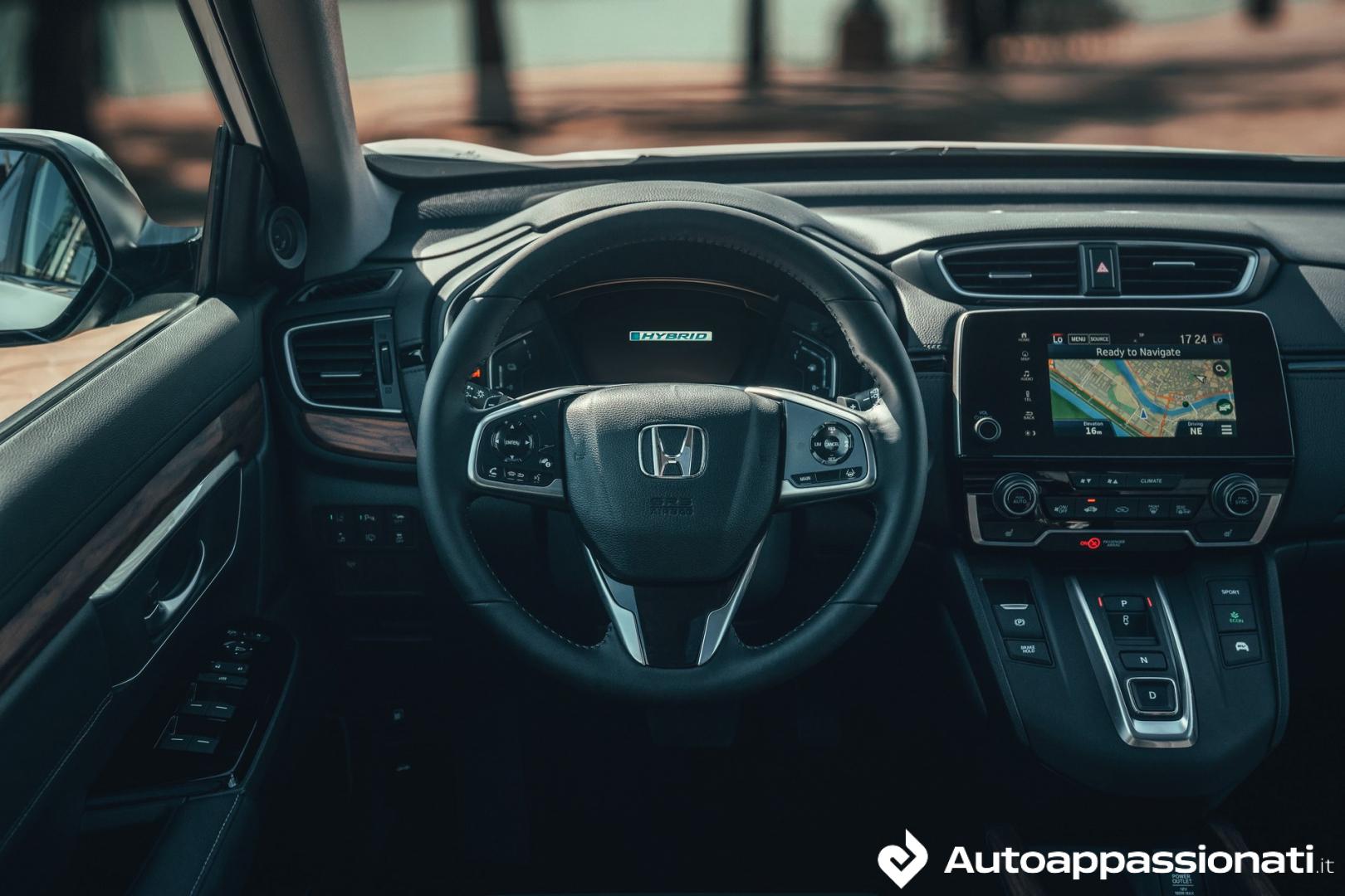 Temple Of Vtec >> Honda Cr V Hybrid Consumi Temple Of Vtec Rumors And News