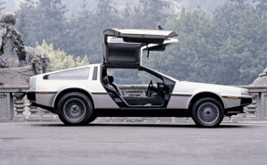 1981 - DeLorean DMC 12