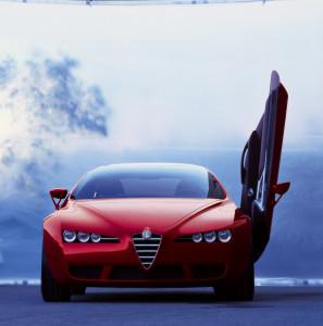 2002 - Alfa Romeo Brera prototipo