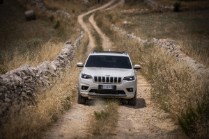 New Jeep Cherokee Overland 1