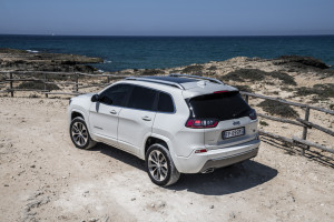 New Jeep Cherokee Overland 3