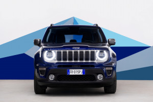 Jeep Renegade Limited T3 prova