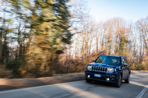 Jeep Renegade T3