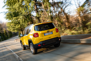 Jeep Renegade Trailhawk 2019