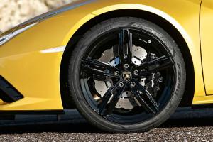 Lamborghini Huracan EVO RWD cerchio