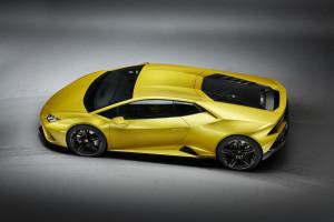 Lamborghini Huracan EVO RWD vista alta