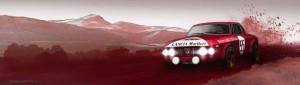 06 Lancia Fulvia HF