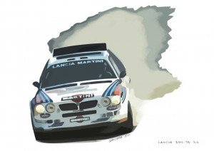 16 Lancia S4