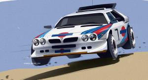 17 Lancia S4