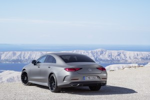 Mercedes-Benz CLS MY18
