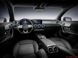 Mercedes ClasseA 2018 16