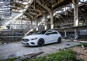 Mercedes Classe A 2018 in location