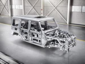 Mercedes-Benz Classe G 2018