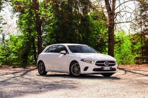 Mercedes ClasseA 180d bianca