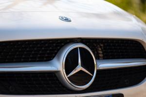 Mercedes ClasseA 180d logo