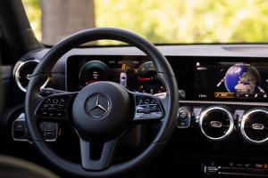 Mercedes ClasseA 180d mbux