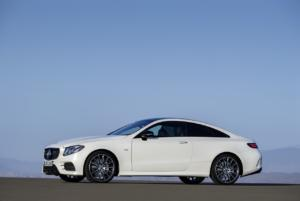 Mercedes ClasseE Coupè 10