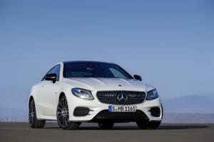 Mercedes ClasseE Coupè 11