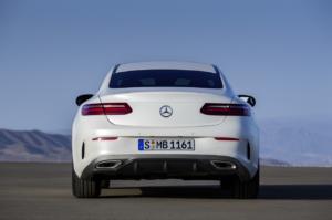 Mercedes ClasseE Coupè 13