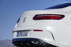 Mercedes ClasseE Coupè 14