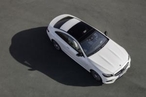 Mercedes ClasseE Coupè 16